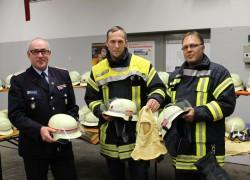 v.l.n.r. Reiner Dralle, Carsten Kranz, Andreas Schulz