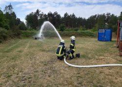 Kühlung_Gasflasche_Feuerwehrhaus